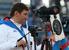 Тренер мужской сборной России по биатлону Сергей Коновалов