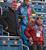 Первый вице-президент Русского географического общества Артур Чилингаров и управляющий делами президента РФ Владимир Кожин на трибунах