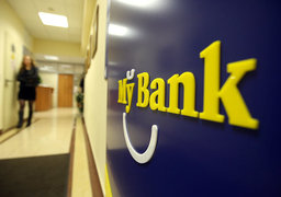 В хозяйстве «Моего банка» нашлись активы, годные для спасения