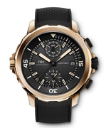 IWC. Aquatimer Chronograph Edition Expedition Charles Darwin