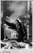 Сара Бернар - одна из самых знаменитых исполнителей роли Гамлета