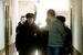 Во время слушаний по делу о массовых беспорядках на Болотной площади 6 мая 2012 года в Замоскворецком суде