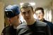 Денис Луцкевич, обвиняемый по делу о массовых беспорядках на Болотной площади 6 мая 2012 года