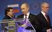 Владимир Путин, Жозе Мануэл Баррозу и Херман ван Ромпей