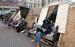 Баррикады в центре Киева, 2 декабря