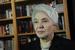 Вдова писателя Наталия Солженицина