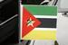Автомат Калашникова изображен на флаге Мозамбика