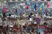 Сторонники евроинтеграции Украины на площади Независимости в Киеве, декабрь 2013 г.