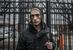 Павел Павленский, художник-акционист                                      Прибил свою мошонку к брусчатке Красной площади в День милиции - в знак протеста. Вызвав бурю смеха, негодования, ну и восхищения тоже. Из всех акционистов, нарушителей общественного спокойствия, он - самый последовательный и смелый.