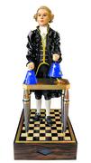 Движущаяся кукла «Волшебник» - современная версия автоматонов XVIII века