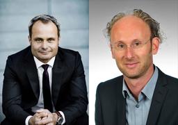 Марк Лихте (справа) заменит Вольфганга Эггера на посту главного дизайнера Audi