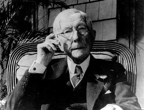 10 место: Джон Дэвисон Рокфеллер (1839 - 1937 гг.)                      Первый долларовый миллиардер в истории. Основатель Standard Oil.