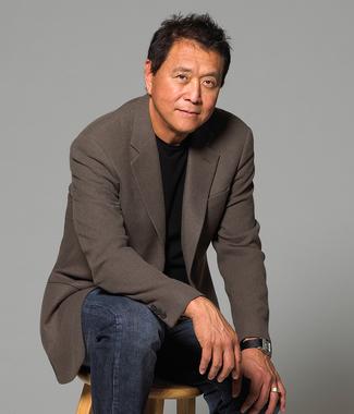 9 место: Роберт Кийосаки                      Инвестор, финансовый консультант, писатель. Автор 15 книг о том, как разбогатеть.