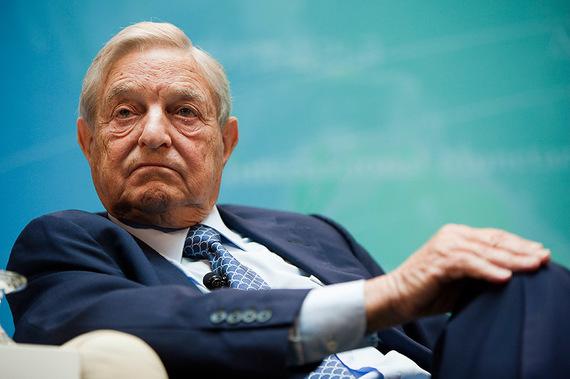 6 место: Джордж Сорос                      Инвестор, основатель Фонда Сороса. №30 в мировом списке миллиардеров Forbes с состоянием $20 млрд по оценке на сентябрь 2013 г.