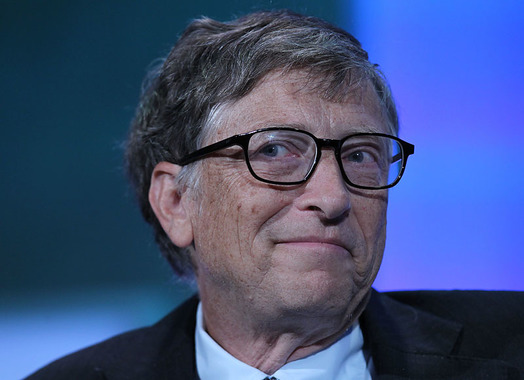 1 место: Билл Гейтс                      Сооснователь и председатель совета директоров Microsoft. №2 в мировом списке миллиардеров Forbes с состоянием $72 млрд по оценке на сентябрь 2013 г.