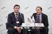 Андрей Кулаков, директор по энергомашиностроительному комплексу, «Интер РАО» и Янос Микопоулос, вице-президент по развитию бизнеса в странах Центральной и Восточной Европы, Vestas