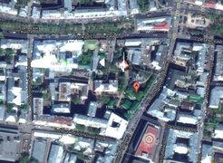 Территория Сретенского монастыря (maps.google.ru)