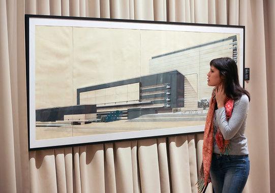 normal r3v В Музее архитектуры показали конкурсные проекты главных зданий советской Москвы