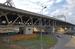 Дорогомиловский                                          Двухъярусный мост на трассе Третьего транспортного кольца был открыт в 2000 г. Он построен на месте Смоленского железнодорожного моста.