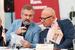 Лев Авербах, генеральный директор, CORIS, Александр Абдин, управляющий партнер, группа медицинских компаний  «Евромед Санкт-Петербург»; член Общественного совета при Министерстве здравоохранения РФ