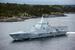 Шведский корвет HMS Visby
