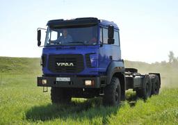 В автомобили семейства «Урал-М» внесено около 50 конструктивных изменений