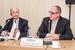 Николя Ремиз, вице-президент по стратегическому планированию и партнерствам  в регионе Евразия, Renault и Вольфганг Шлимме, президент, «BMW Group Россия»