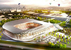 Новый национальный стадион, Брюссель                                      На фото - один из возможных проектов стадиона, внешний вид которого пока не утвержден