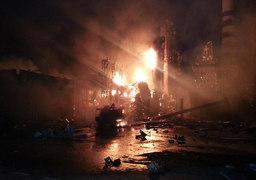 Взрыв на Ачинском нефтеперерабатывающем заводе обернулся рекордным убытком