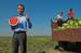"""Дмитрий Медведев                                          В 2010 г., когда президентом России был Дмитрий Медведев, была утверждена """"Доктрина продовольственной безопасности России"""". В ней говорится, что на внутреннем рынке к 2020 г. российское зерно должно занимать не менее 95%, сахара - не менее 80%, молока - не менее 90%, мяса - не менее 85%."""