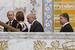 Владимир Путин, Кэтрин Эштон, Александр Лукашенко и Петр Порошенко