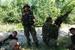 Ополченцы ДНР в городе Иловайске Донецкой области