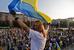 Антивоенный митинг в Мариуполе, 28 августа