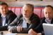 В центре: Леонид Гарбар, генеральный директор, Свои в городе