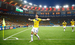 """Новый герой: Хамес Родригес                                          До чемпионата мира эксперты предполагали, что лучшим бомбардиром турнира может стать Криштиану Роналду, Уэйн Руни, Луис Суарес, Неймар, Лионель Месси или кто-то из других звезд """"первой величины"""" и топ-сборных. Но пока пять мячей в Бразилии после четырех матчей забил только Хамес Родригес из сборной Колумбии. Атакующий полузащитник AS Monaco создает моменты сам или грамотно открывается под острые передачи партнеров. Пока Хамес забивал во всех своих матчах на этом турнире - мячи из ворот после его ударов вынимали голкиперы сборных Греции, Кот-д'Ивуара, Японии и Уругвая (последний пока гол Родригеса в ворота уругвайца Муслеры - настоящий шедевр). Жулио Сезару из Бразилии - приготовиться."""