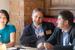 В центре: Андрей Анфиногенов, генеральный директор, Open Services Company