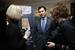 Руслан Ибрагимов в переррыве после сессии