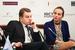 Алексей Андреев, генеральный директор, дорожно-строительная компания «Автобан» и Елена Маруга, юридический советник, GE Healthcare