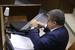 Санкции в отношении сенатора Владимира Джабарова введены 20 марта. Минфин США приводит только должность Владимира Джабарова - сенатора - и не сообщает дополнительных причин наложения на него персональных санкций.