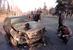 Mercedes Шеварднадзе после покушения                                      На посту президента Грузии Эдуард Шеварднадзе пережил несколько покушений. Во время одного из них - в 1998 г. - кортеж президента был обстрелян из гранатомета. Шеварднадзе спасло то, что его Mercedes был бронированным.