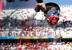 8. Почти рекордная посещаемость                                          Чемпионат мира в Бразилии немного не дотянул до рекорда посещаемости, установленного в США в 1994 г. Всего матчи ЧМ-2014 посетили 4,43 млн человек, на 100 000 меньше, чем турнир 20-летней давности. Причина тому - не низкая заполняемость трибун, а слишком маленькие стадионы: почти на каждом матче ЧМ в Бразилии был аншлаг.