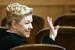 Депутат Госдумы Елена Мизулина попала в первый указ о санкциях, подписанный президентом США Бараком Обамой. Он вступил в силу 17 марта.