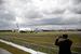 Посетитель фотографирует самолет Airbus A380