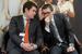 Павел Кузьмин, директор юридической службы, Marshall Capital и Александр Тарабрин, глава юридического управления по России, Гунвор