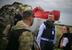 Наблюдатели ОБСЕ на месте падения  Boeing 777 Malaysia Airlines