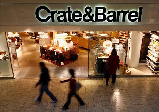 В Россию выходит крупная американская сеть магазинов мебели Crate   Barrel d083d2257c5