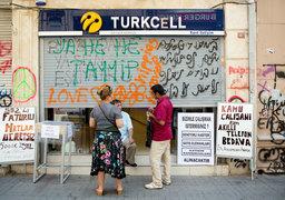 Turkcell ожидает наступления корпоративного мира