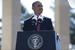 Президент США Барак Обама обращается к ветеранам