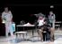 Париж                                      «Сирано де Бержерак»                                      Доминик Питуазе, режиссер спектакля, идущего в театре «Одеон», поместил главного героя пьесы Ростана в психиатрическую лечебницу. А ранение головы, которое по тексту происходит в конце, в этой версии случается с Сирано в самом начале. Таким образом все последующее действие представляется его бредом или воспоминаниями, которые Сирано рассказывает своим товарищам по палате. Главную роль в спектакле исполняет известный французский актер театра и кино, лауреат премий «Сезар» и «Мольер» Филип Торнтон.                                      До 28 июня, www.theatre-odeon.eu
