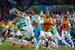 У Алжира 4 очка, он вышел в 1/8 финала турнира, где сыграет со сборной Германии, занявшей первое место в группе G